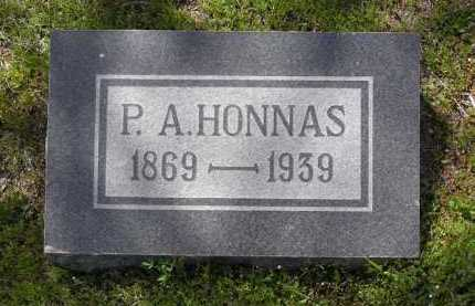 HONNAS, PHILLIP A. - Yavapai County, Arizona | PHILLIP A. HONNAS - Arizona Gravestone Photos