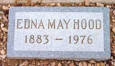 HOOD, EDNA MAY - Yavapai County, Arizona | EDNA MAY HOOD - Arizona Gravestone Photos