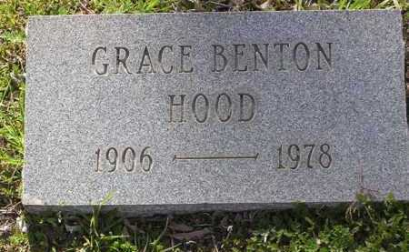 HOOD, GRACE - Yavapai County, Arizona | GRACE HOOD - Arizona Gravestone Photos