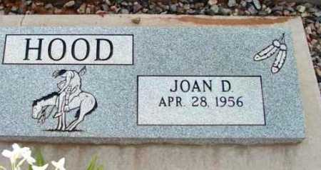 HOOD, JOAN D. - Yavapai County, Arizona | JOAN D. HOOD - Arizona Gravestone Photos