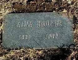 HOOPER, ALVA MONROE - Yavapai County, Arizona   ALVA MONROE HOOPER - Arizona Gravestone Photos