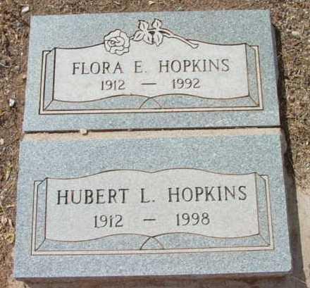 HOPKINS, HERBERT L. - Yavapai County, Arizona | HERBERT L. HOPKINS - Arizona Gravestone Photos