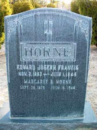 HORNE, EDWARD JOSEPH - Yavapai County, Arizona | EDWARD JOSEPH HORNE - Arizona Gravestone Photos