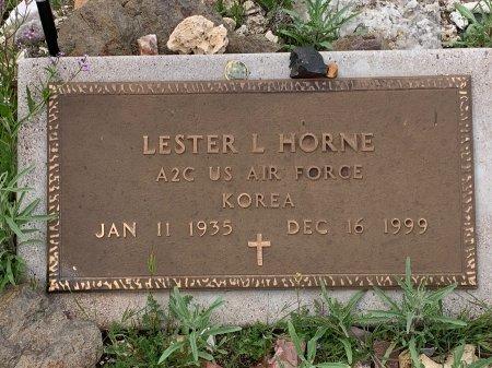 HORNE, LESTER LAVERNE - Yavapai County, Arizona | LESTER LAVERNE HORNE - Arizona Gravestone Photos