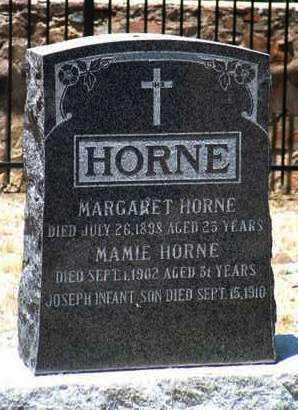 HORNE, MARGARET H. - Yavapai County, Arizona   MARGARET H. HORNE - Arizona Gravestone Photos
