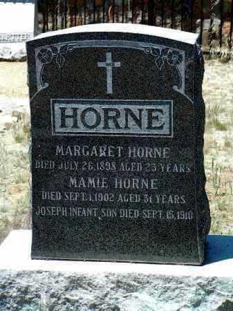 HORNE, MARY (MAMIE) - Yavapai County, Arizona | MARY (MAMIE) HORNE - Arizona Gravestone Photos