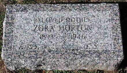 BLACKWELL HORTON, ZORA - Yavapai County, Arizona | ZORA BLACKWELL HORTON - Arizona Gravestone Photos