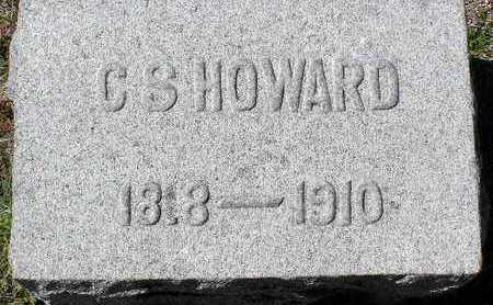 HOWARD, CHARLES S. - Yavapai County, Arizona   CHARLES S. HOWARD - Arizona Gravestone Photos