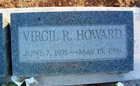 HOWARD, VIRGIL RAY - Yavapai County, Arizona   VIRGIL RAY HOWARD - Arizona Gravestone Photos