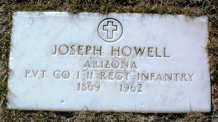 HOWELL, JOSEPH - Yavapai County, Arizona | JOSEPH HOWELL - Arizona Gravestone Photos