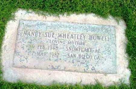 HOWELL, NANCY SUE - Yavapai County, Arizona | NANCY SUE HOWELL - Arizona Gravestone Photos