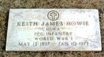 HOWIE, KEITH JAMES - Yavapai County, Arizona | KEITH JAMES HOWIE - Arizona Gravestone Photos