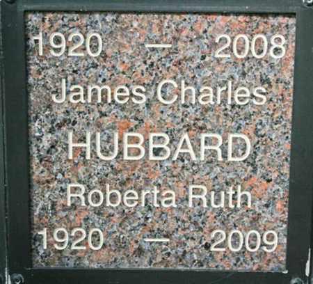 HUBBARD, JAMES CHARLES - Yavapai County, Arizona | JAMES CHARLES HUBBARD - Arizona Gravestone Photos