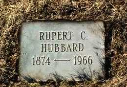 HUBBARD, RUPERT CYRIL - Yavapai County, Arizona   RUPERT CYRIL HUBBARD - Arizona Gravestone Photos