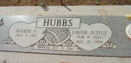 HUBBS, EUGENE VICTOR - Yavapai County, Arizona | EUGENE VICTOR HUBBS - Arizona Gravestone Photos