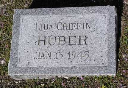 GRIFFIN, LIDA - Yavapai County, Arizona | LIDA GRIFFIN - Arizona Gravestone Photos