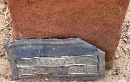 HUDSON, UNKNOWN - Yavapai County, Arizona | UNKNOWN HUDSON - Arizona Gravestone Photos