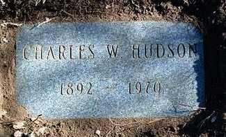 HUDSON, CHARLES WILLIAM - Yavapai County, Arizona | CHARLES WILLIAM HUDSON - Arizona Gravestone Photos