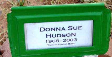 HUDSON, DONNA SUE - Yavapai County, Arizona | DONNA SUE HUDSON - Arizona Gravestone Photos