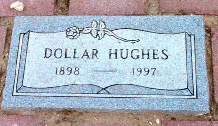 HUGHES, DOLLAR - Yavapai County, Arizona | DOLLAR HUGHES - Arizona Gravestone Photos