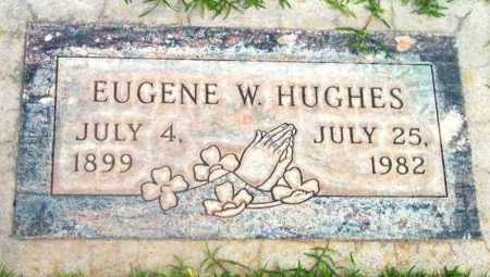HUGHES, EUGENE WASHINGTON - Yavapai County, Arizona   EUGENE WASHINGTON HUGHES - Arizona Gravestone Photos