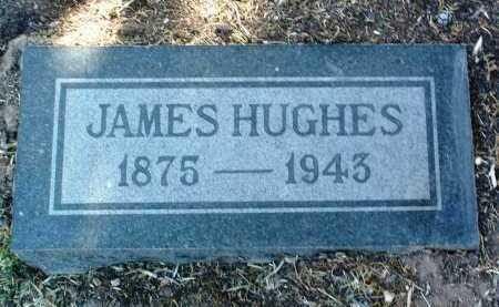 HUGHES, JAMES - Yavapai County, Arizona | JAMES HUGHES - Arizona Gravestone Photos
