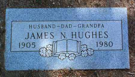 HUGHES, JAMES NEWELL - Yavapai County, Arizona | JAMES NEWELL HUGHES - Arizona Gravestone Photos
