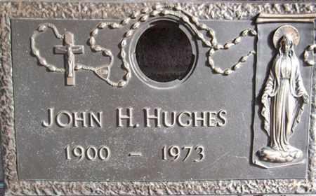 HUGHES, JOHN H. - Yavapai County, Arizona | JOHN H. HUGHES - Arizona Gravestone Photos