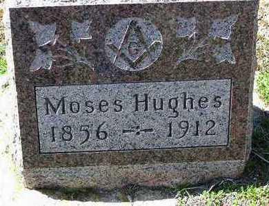 HUGHES, MOSES - Yavapai County, Arizona | MOSES HUGHES - Arizona Gravestone Photos
