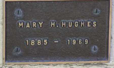 HUGHES, MARY HELEN - Yavapai County, Arizona | MARY HELEN HUGHES - Arizona Gravestone Photos