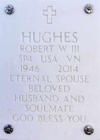 HUGHES, ROBERT WILEY, III - Yavapai County, Arizona | ROBERT WILEY, III HUGHES - Arizona Gravestone Photos