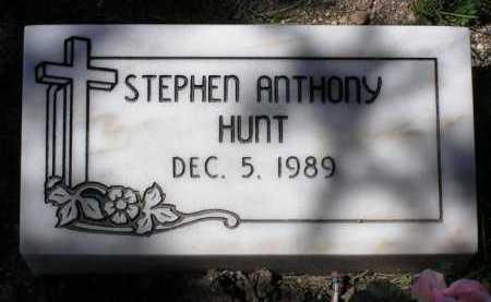 HUNT, STEPHEN ANTHONY - Yavapai County, Arizona | STEPHEN ANTHONY HUNT - Arizona Gravestone Photos