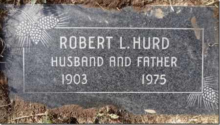 HURD, ROBERT LOUIS - Yavapai County, Arizona | ROBERT LOUIS HURD - Arizona Gravestone Photos