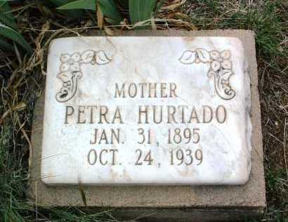 HURTADO, PETRA - Yavapai County, Arizona   PETRA HURTADO - Arizona Gravestone Photos