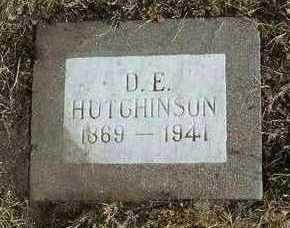 HUTCHINSON, DAVID E. - Yavapai County, Arizona | DAVID E. HUTCHINSON - Arizona Gravestone Photos