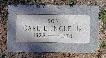 INGLE, CARL EDGAR, JR. - Yavapai County, Arizona | CARL EDGAR, JR. INGLE - Arizona Gravestone Photos