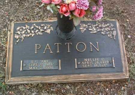 PATTON, LOUIS G. (PAT) - Yavapai County, Arizona | LOUIS G. (PAT) PATTON - Arizona Gravestone Photos