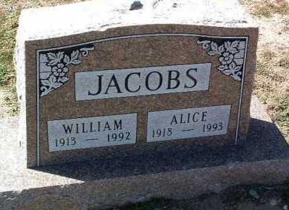 JACOBS, ALICE V. - Yavapai County, Arizona | ALICE V. JACOBS - Arizona Gravestone Photos