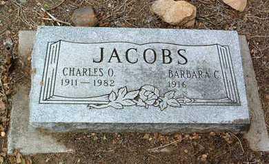 JACOBS, CHARLES OWEN - Yavapai County, Arizona | CHARLES OWEN JACOBS - Arizona Gravestone Photos
