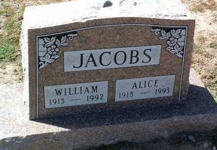 JACOBS, WILLIAM FRANK - Yavapai County, Arizona   WILLIAM FRANK JACOBS - Arizona Gravestone Photos