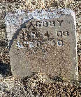 JACOBY, THOMAS STARK - Yavapai County, Arizona | THOMAS STARK JACOBY - Arizona Gravestone Photos