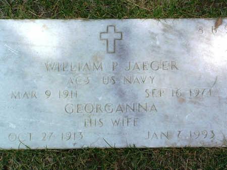 BLICKENSTAFF JAEGER, GEORGANNA - Yavapai County, Arizona   GEORGANNA BLICKENSTAFF JAEGER - Arizona Gravestone Photos