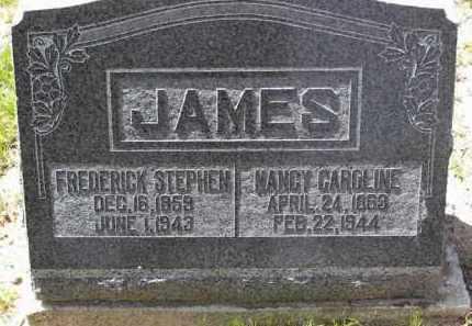 JAMES, NANCY CAROLINE - Yavapai County, Arizona   NANCY CAROLINE JAMES - Arizona Gravestone Photos