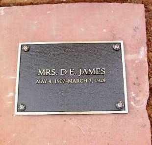 JAMES, JULIA - Yavapai County, Arizona   JULIA JAMES - Arizona Gravestone Photos