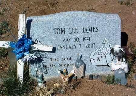 JAMES, TOM LEE - Yavapai County, Arizona | TOM LEE JAMES - Arizona Gravestone Photos