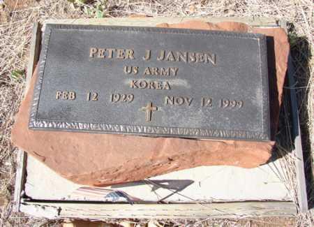 JANSEN, PETER JUEL - Yavapai County, Arizona | PETER JUEL JANSEN - Arizona Gravestone Photos