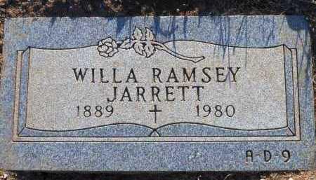 RAMSEY, WILLA MAUDE - Yavapai County, Arizona | WILLA MAUDE RAMSEY - Arizona Gravestone Photos
