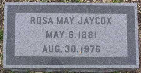 HENLEY JAYCOX, ROSA MAY - Yavapai County, Arizona | ROSA MAY HENLEY JAYCOX - Arizona Gravestone Photos
