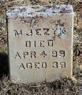 JEZYK, MICHAEL - Yavapai County, Arizona   MICHAEL JEZYK - Arizona Gravestone Photos