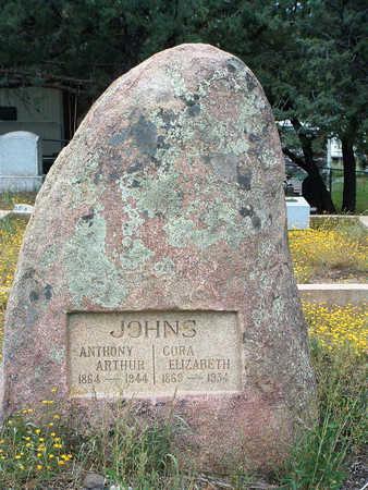 WEAVER JOHNS, CORA E. - Yavapai County, Arizona | CORA E. WEAVER JOHNS - Arizona Gravestone Photos